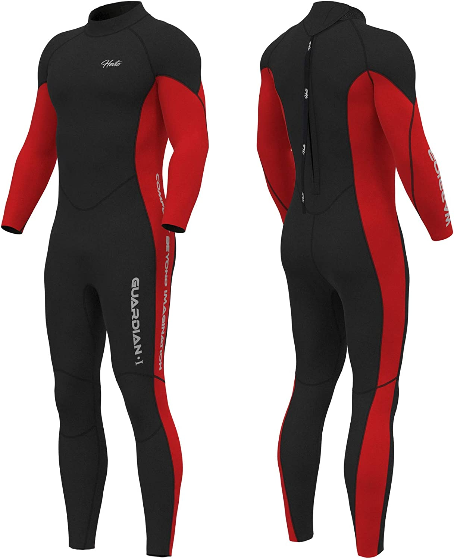 Hevto Deluxe Wetsuits Men 3mm Neoprene Scuba Full Suits Diving List price Surfing