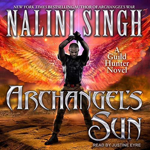 Page de couverture de Archangel's Sun