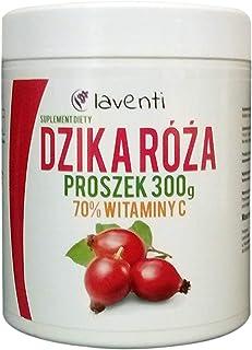 LAVENTI Wild Rose 1 paquete 300g Vitamina C Antioxidante Rosa Canina Sistema inmunológico
