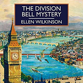 The Division Bell Mystery audiobook cover art