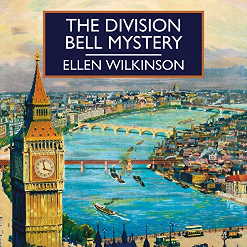 The Division Bell Mystery cover art