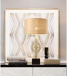 Lampe de Table Lampe Creative Personnalité Creuse Moderne Nordic Table Lampe Salon Salle d'exposition Hall de l'hôtel Cham...