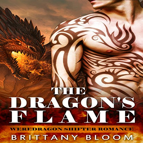 The Dragon's Flame audiobook cover art