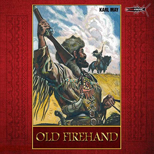 Old Firehand audiobook cover art