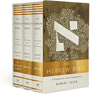 The Hebrew Bible: A Translation with Commentary (Vol. Three-Volume Set)