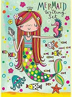 Rachel Ellen Mermaid Design Writing Set Folder