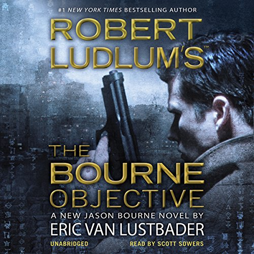Couverture de Robert Ludlum's The Bourne Objective