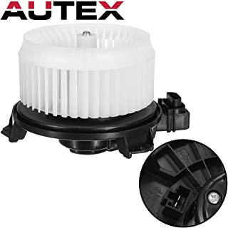 AUTEX HVAC Blower Motor Assembly Compatible with Scion Xd 2008-2014 AC Blower Motor Replacement for Toyota Yaris 07-12 Blower Motor Air Conditioner 700235 8710352141