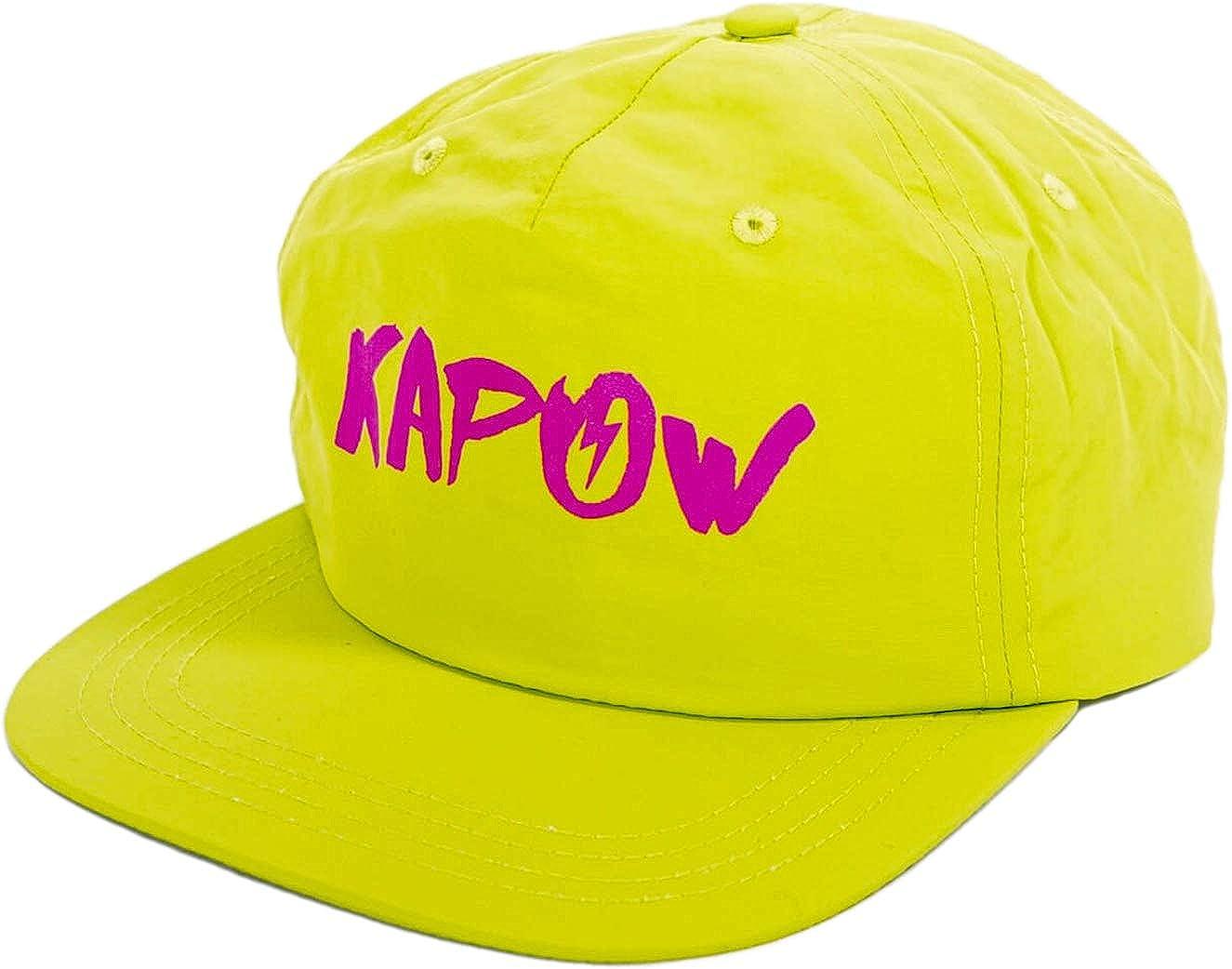 Kapow Meggings Men's Adjustable Snapback Hats