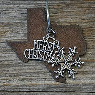 Texas Christmas Ornament - SMALL, 2