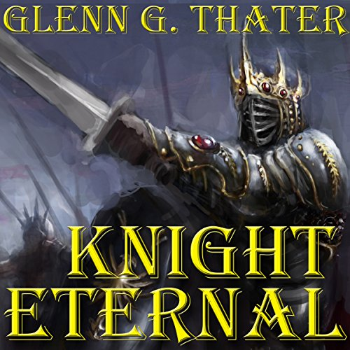 Knight Eternal audiobook cover art