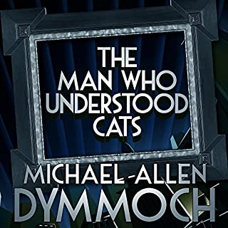 The Man Who Understood Cats audiobook cover art