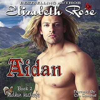 Aidan audiobook cover art