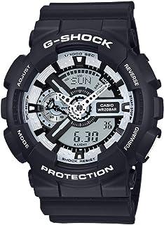 【跨境自营】G SHOCK-Casio 卡西欧 石英男士手表 GA-110(包邮包税)