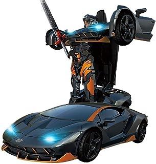 SSBH Telecomando deformazione del Robot Transformers Autobot Optimus Prime Modello di Auto Giocattolo for Bambini Adulti Toddlers delle Ragazze dei Ragazzi di Compleanno Regalo di Natale