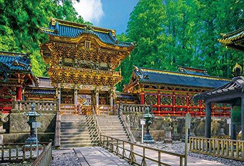 1000ピース ジグソーパズル 世界遺産 日光東照宮 陽明門(49x72cm)