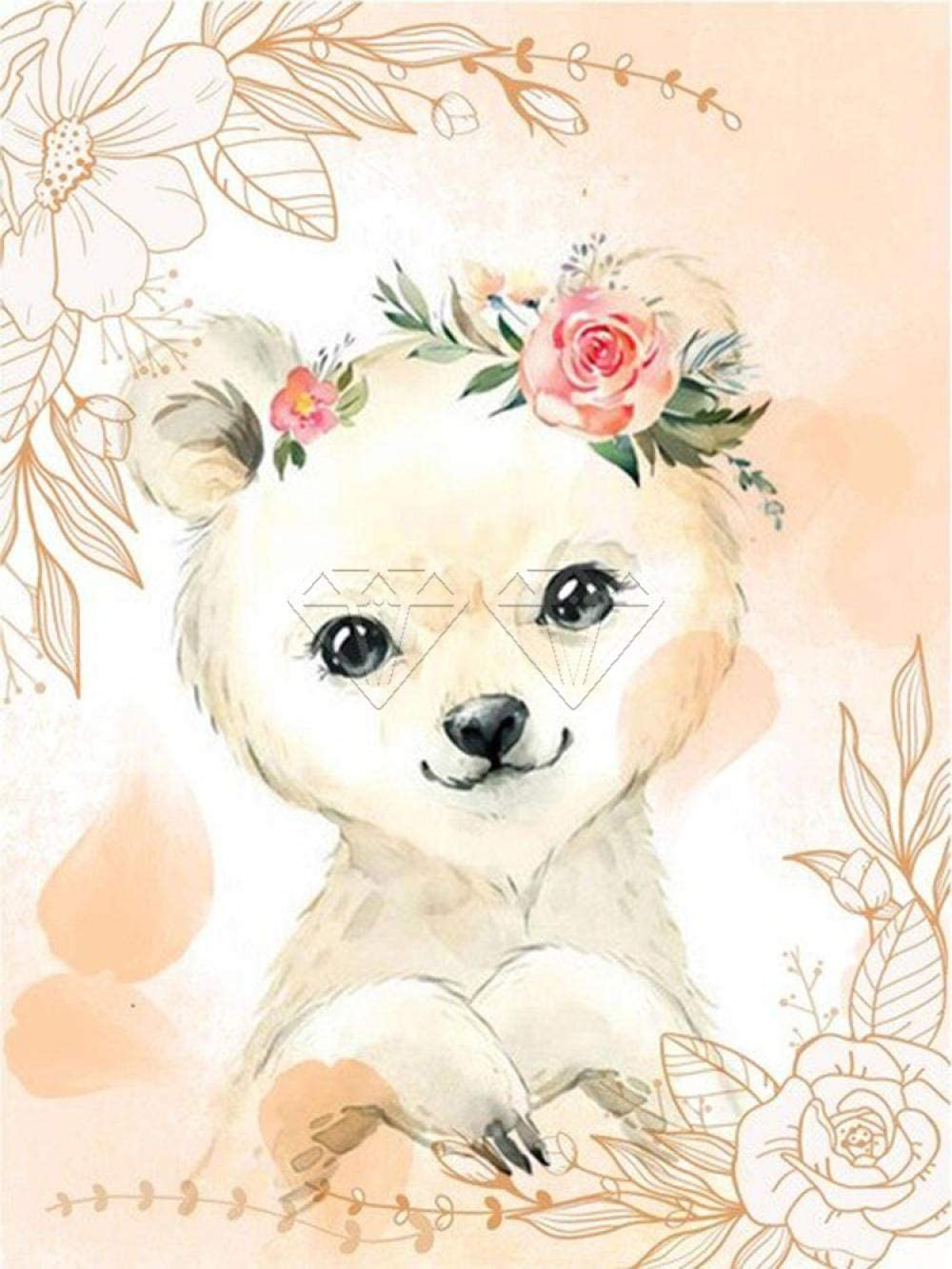 Jigsaw Puzzles 3000 Pieces Piece outlet Sales -Cute Bear- Animal