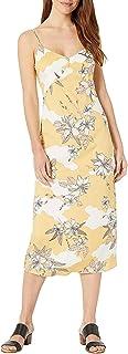 Amuse Society Papaya Midi Knit Dress