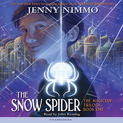The Snow Spider cover art