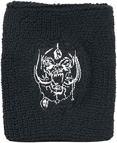Motörhead Warpig Wristband schwarz - Schweißband