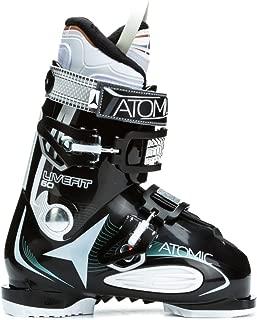 2014-15 Atomic Live Fit 60 Women's Ski Boots Black/White