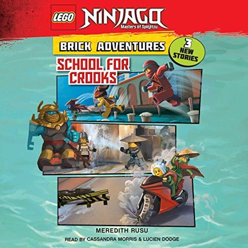 School for Crooks: LEGO Ninjago: Brick Adventures, Book 2
