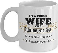 Gift for Mechanical Engineer, Mechanical Engineer Mug, Wife Coffee Mug,Birthday Gift,Anniversary Gift, Wife Gift