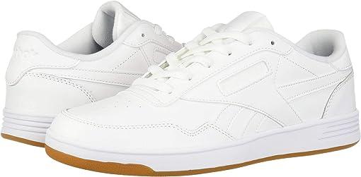 White/White/Reebok Rubber Gum 01