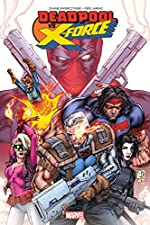 Deadpool vs X-Force de Pepe Larraz