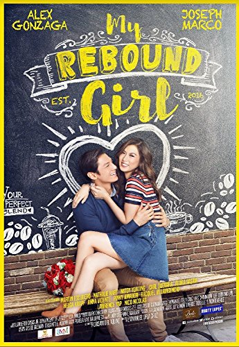MY REBOUND GIRL - Philippines Filipino Tagalog DVD Movie