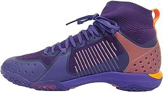 Li-Ning Pounce Crown Purple Professional Non Marking Badminton Shoes