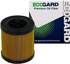 ECOGARD X5436 Cartridge Engine Oil Filter for Conventional Oil - Premium Replacement Fits Chevrolet Equinox, Malibu, Cobalt, HHR, Cavalier, Classic, Captiva Sport, Impala, Orlando / GMC Terrain