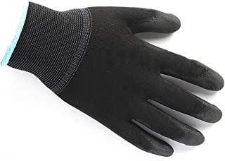 FJFSC Latex Work Gloves for Men and Women, Used for Gardening, Fishing, Repair Work,Welding Work Gloves 1 Pairs