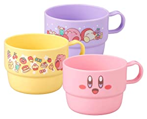 OSK [3 Cups Set] Kirby's Dream Land 3 Stacking Cup Set H/K PT-6