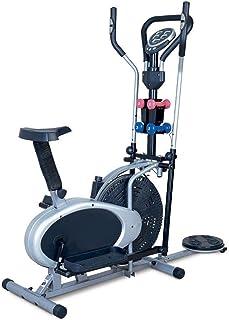 ljjsport Sport Orbitrac Bike - 4051 With Smart Body Electronic Scale, Black - TS-B8034