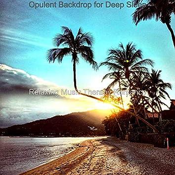 Opulent Backdrop for Deep Sleep