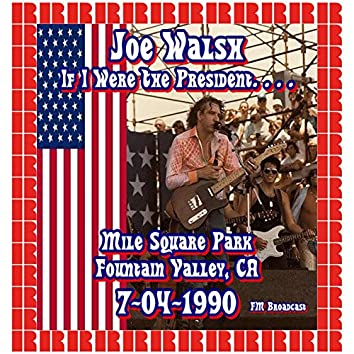 Mile Square Park, Fountain Valley, Ca. July 4th, 1990 (Hd Remastered Edition)