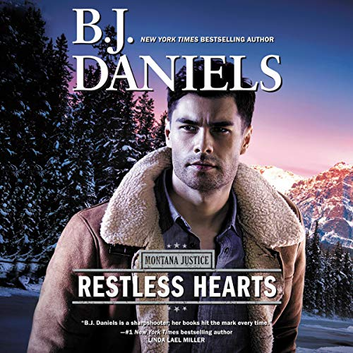 Restless Hearts audiobook cover art
