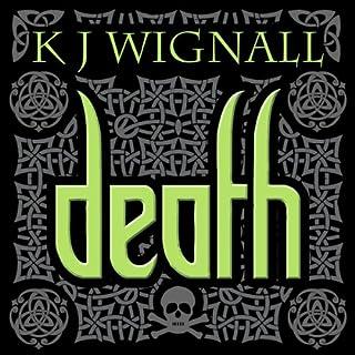 Death audiobook cover art