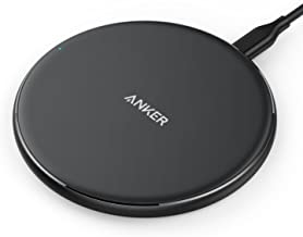 Anker Wireless Charger, PowerPort Wireless 5 Pad Upgraded, Qi-Certified, Compatible iPhone 11, 11 Pro, 11 Pro Max, Xs Max,...