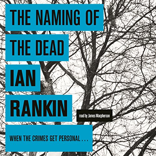 The Naming of the Dead cover art