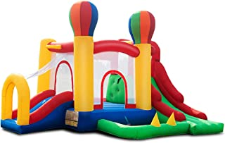 Best double slide and bounce Reviews