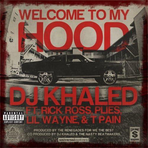 DJ Khaled feat. Rick Ross, Plies, Lil Wayne & T-Pain