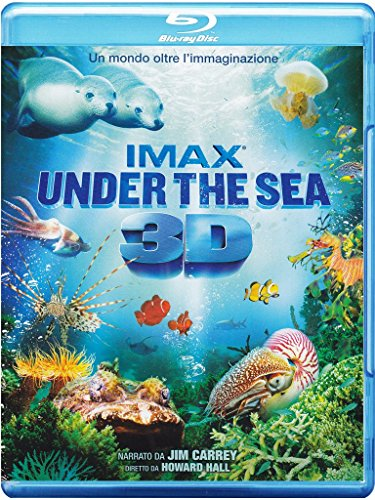 Imax - Under The Sea (3D) [Blu-ray] [IT Import]