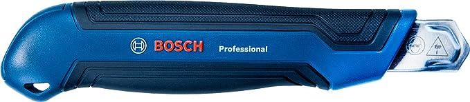 7831 opinioni per Bosch Professional 1600A01TH6 Tronchese, Blu, Coltello da Taglio, 18 mm
