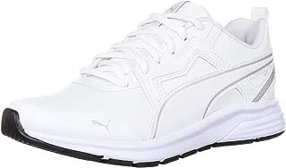 Puma Kids-Unisex Pure Jogger SL Jr White Silver