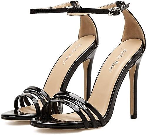 RUGAI-UE Sandales pour Femmes et Chaussures à Talons Talons Hauts  vente en ligne