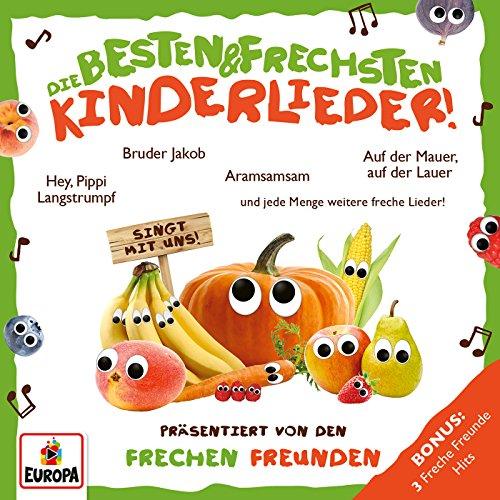Die besten & frechsten Kinderlieder