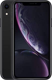 Apple iPhone XR With Face Time - 64GB, 4G LTE, Black XR