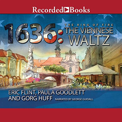 1636: The Viennese Waltz audiobook cover art